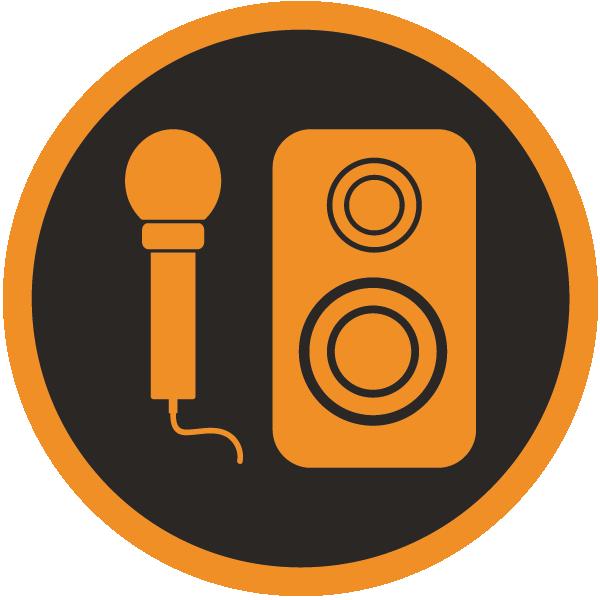 icône sonorisation